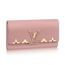 Louis Vuitton Capucines Wallet M64552 Taurillon Leather
