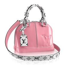 Louis Vuitton Alma BB M54704 Monogram Vernis