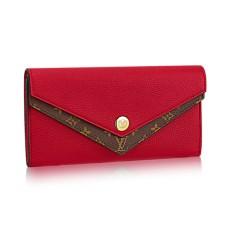 Louis Vuitton Double V Wallet M64317 Taurillon Leather