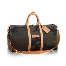 Louis Vuitton x Supreme Keepall Bandouliere 45 M43466