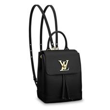 Louis Vuitton Lockme Backpack Mini M54573 Taurillon Leather