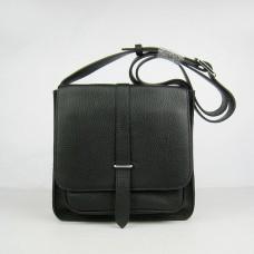 Hermes Calf Leather H2811 Handbag Black
