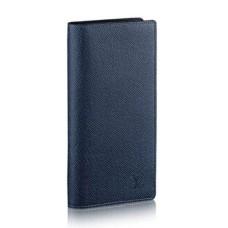 Louis Vuitton M32816 Brazza Wallet Taiga Leather