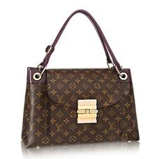 Louis Vuitton M40926 Olympe Shoulder Bag Monogram Canvas