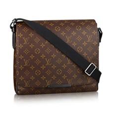 Louis Vuitton M40934 District MM Messenger Bag Monogram Canvas