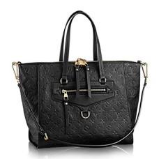 Louis Vuitton M41065 Lumineuse PM Shoulder Bag Monogram Empreinte Leather