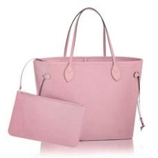 Louis Vuitton M41091 Neverfull MM Shoulder Bag Epi Leather