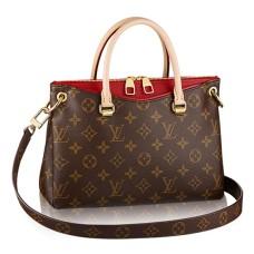Louis Vuitton M41241 Pallas BB Tote Bag Monogram Canvas