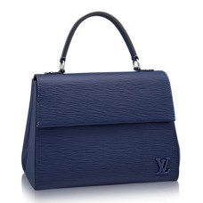 Louis Vuitton M41299 Cluny MM Tote Bag Epi Leather