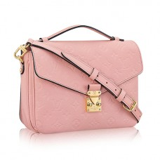 Louis Vuitton M44018 Pochette Metis Crossbody Bag Monogram Empreinte Leather