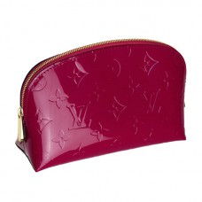Louis Vuitton M90009 Cosmetic Pouch Monogram Vernis